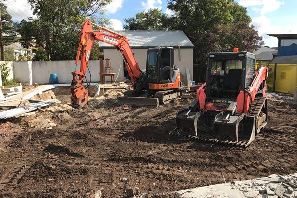Demolition services Adamstown heights Newcastle